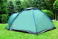Туристическая палатка 4-х местная IGLO FXFtravel Польща, фото 2