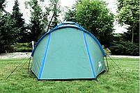 Туристическая палатка 4-х местная IGLO FXFtravel Польща, фото 4