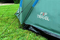 Туристическая палатка 4-х местная IGLO FXFtravel Польща, фото 5