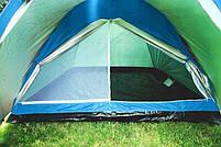 Туристическая палатка 4-х местная IGLO FXFtravel Польща, фото 6