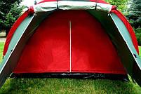Туристическая палатка 2-х местная IGLO FXFtravel Польща, фото 5