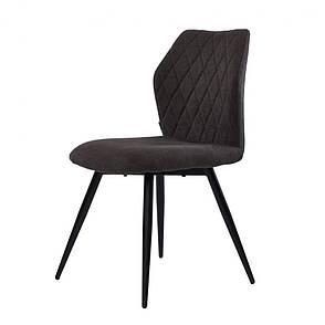 Glory (Глори) стул обеденный  угольный серый, фото 2