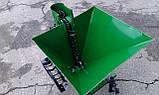 Картофелесажалка на мотоблок П-1Ц (зеленая), фото 5