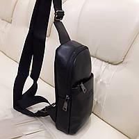 Городской мужской рюкзак сумка из натуральной кожи