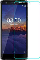 Защитное стекло TOTO Hardness Tempered Glass 0.33mm 2.5D 9H Nokia 3.1 #I/S