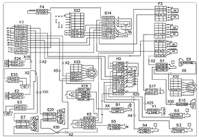 Електрообладнання КАМАЗ і контрольно вимірювальні прилади.