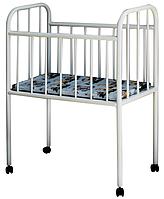 Кровать медицинская функциональная, детская КФД-2 для детей до одного года Завет