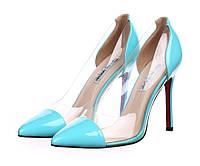 Туфли Lino Marano 35 Голубые (L380-29)