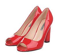 Туфли Loretta 39 Красные (XK054)