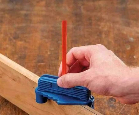 Разметчик для деревообработки (скрайбер) (аксессуары для деревообработки), фото 2