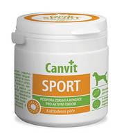 Canvit Sport Канвит Спорт укрепление здоровья при физических нагрузках для собак на каждый день 100 г