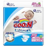Подгузник GOO.N для новорожденных до 5 кг SS унисекс 90 шт (853620)