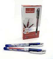 Ручка шариковая MAX-O-MILES, синяя, MAX-O-MILESпринт