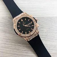 Hublot Big Bang Diamonds 882888B Gold-Black