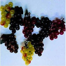 Искусственный виноград.Гроздь декоративного винограда., фото 3