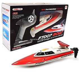 Катер на радиоуправлении «FT007 Boat», радиус управления - 150 м (LF-FT007r)