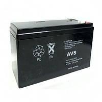Аккумулятор AVS 12 V / 7A  ДхШхВ:151х65х95