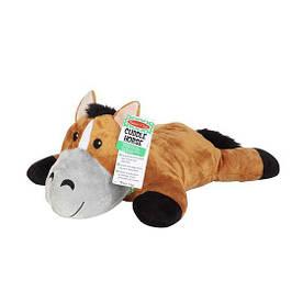 Плюшевий кінь 70 см м'яка іграшка ТМ Melіssa & Doug MD30702