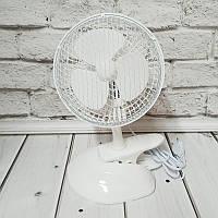 Вентилятор настольный DOMOTEC MS-1623 White