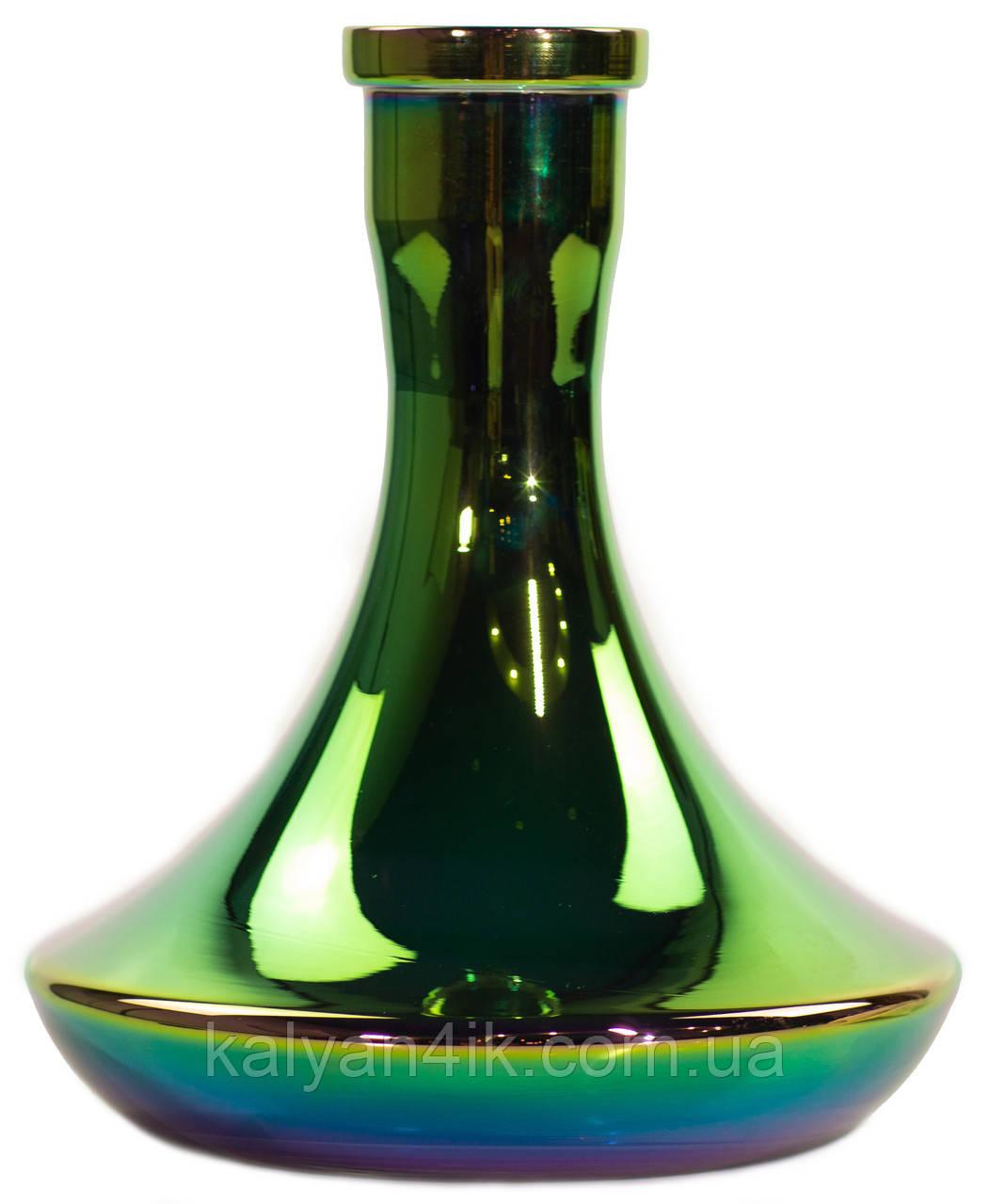 Колба Sky Hookah Craft Мультиколор с зеленым оттенком