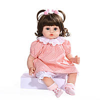Кукла реборн девочка, издает звуки /  Reborn, фото 1