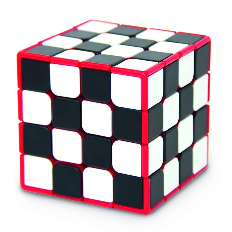 Meffert's Checker cube | Шахматный куб 4х4
