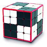 Meffert's Checker cube | Шахматный куб 4х4, фото 3