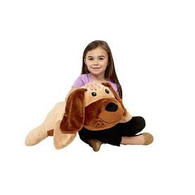 Плюшевая собака 70 см мягкая игрушка ТМ Melissa & Doug MD30705