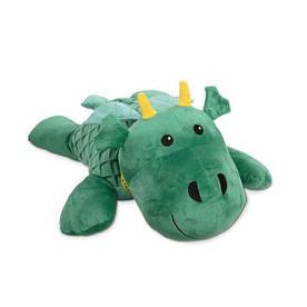 Плюшевый дракон 70 см мягкая игрушка ТМ Melissa & Doug MD30710