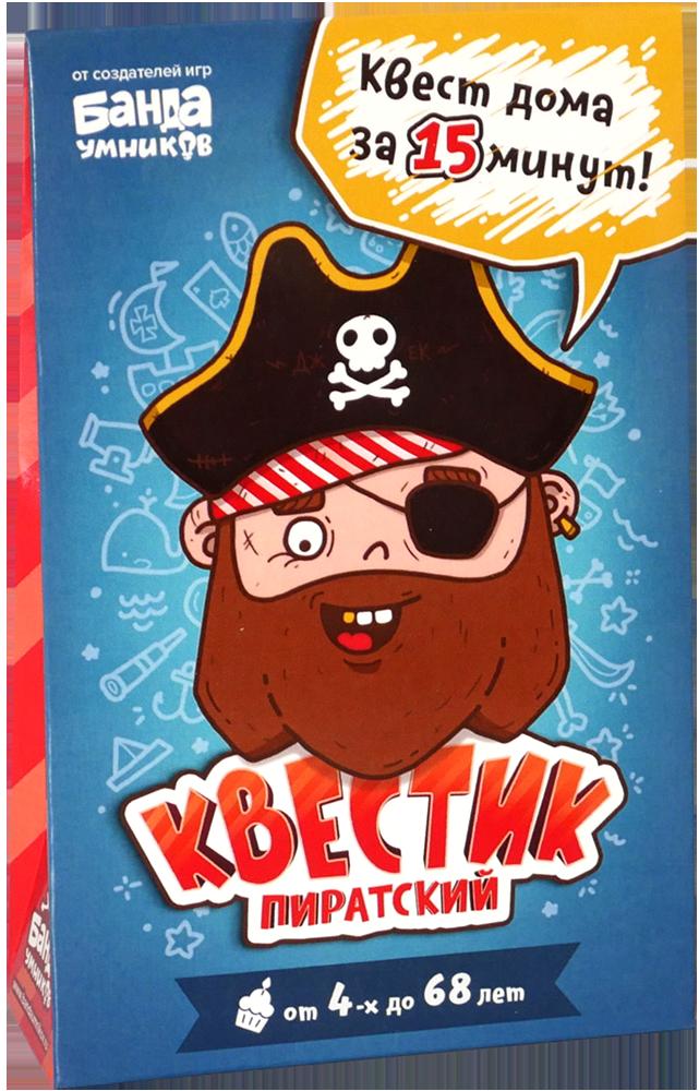 Настільна гра Квестик піратський Джек