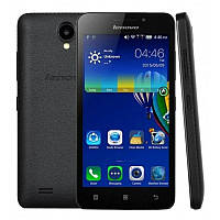 "Смартфон Lenovo A3600d Black 2sim, 4G, 4.5"", 4 ядра 1.3 ГГц, GPS, Android 4.4.2 KitKat, 4Гб, 5Мп"
