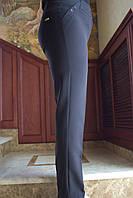 LEX №20 Женские брюки зауженные 48-60 черные/ черного цвета/ черный