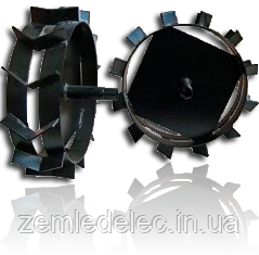 Грунтозацепы Zirka 105 - 500/150 мм