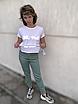Модная женская футболка с  рефлективным рисунком, стильная женская футболка с  принтом РЕФЛЕКТИВ, фото 7