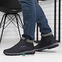 Чоловічі зимові черевики -20 °C, фото 3