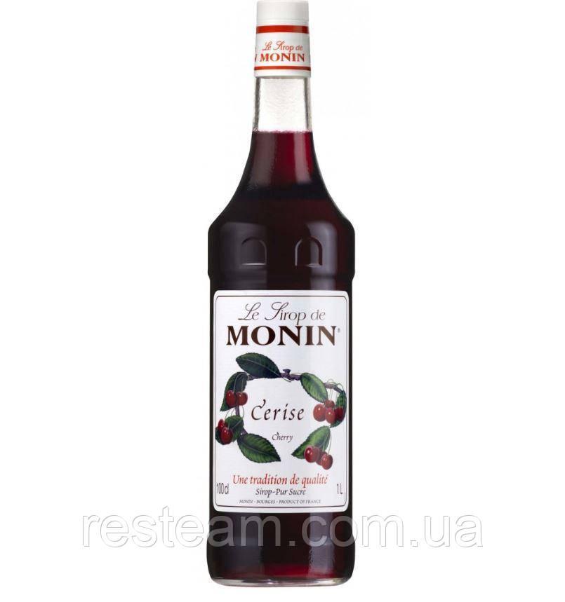 """Сироп """"MONIN"""" Вишня 1л"""