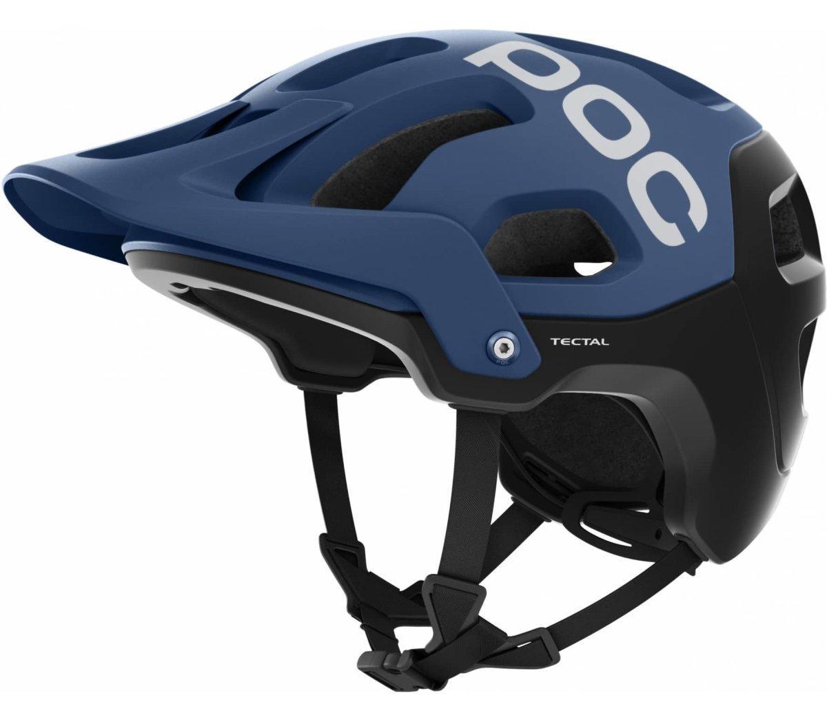 Шолом велосипедний POC Tectal XS/S 51-54 Stibium Blue