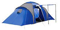 Палатка туристическая Presto Sonata 4, 3500 мм, клеенные швы