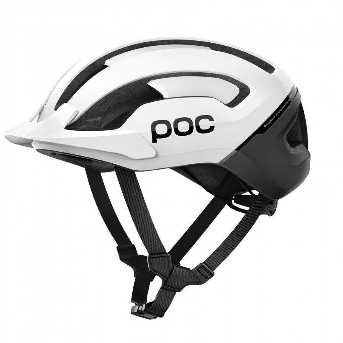 Шолом велосипедний POC Omne Air Resistance SPIN S 50-56 Hydrogen White