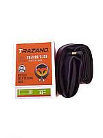 Камера TRAZANO 20x1.95/2.125 (48mm) с антипрокольным гелем, самоклейка