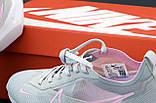 Женские кроссовки Nike VISTA LITE 31658 светло-серые, фото 7