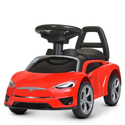 Детский толока Tesla (реплика) Красный, фото 2