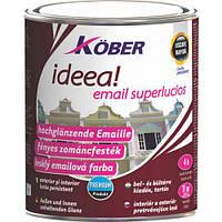 Эмаль KOBER Ideea разных цветов - 2,5 л.