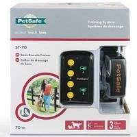 Электронный ошейник для собак, с пультом, PetSafe Deluxe Remote Trainerдо 70 м.