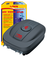 Компрессор для аквариума сера (sera) air 550 R plus