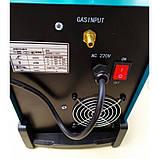 Сварочный инверторный полуавтомат SPEKTR SAIW MIG/MMA-380 IGBT, фото 4