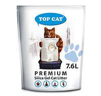Силикагелевый наполнитель TOP CAT 7,6 L