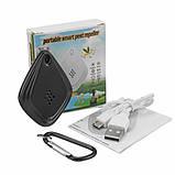 Портативний ультразвуковий відлякувач комах Smart USB до 20 кв.м., фото 2