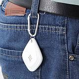 Портативний ультразвуковий відлякувач комах Smart USB до 20 кв.м., фото 7