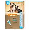 Адвокат (Advocate) капли на холку от блох и клещей для собак  4-10 кг